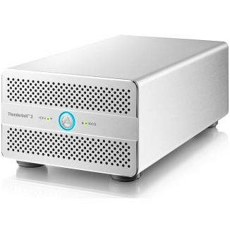 AKiTiO Thunder3 Duo Pro-Dit Thunderbolt 3 product is niet Mac compatibel